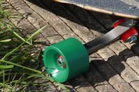Emerald Green Pigmented Skateboard Wheel Thumbnail